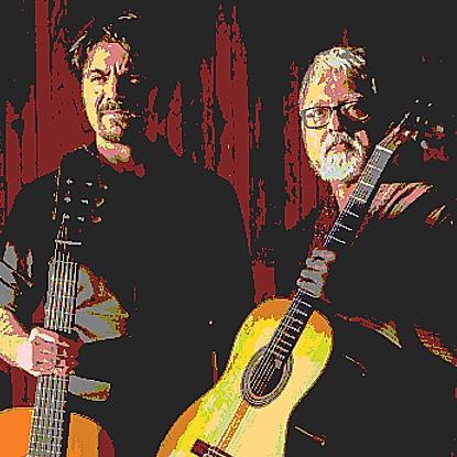 Goran Ivanovic and Fareed Haque Guitar Duo