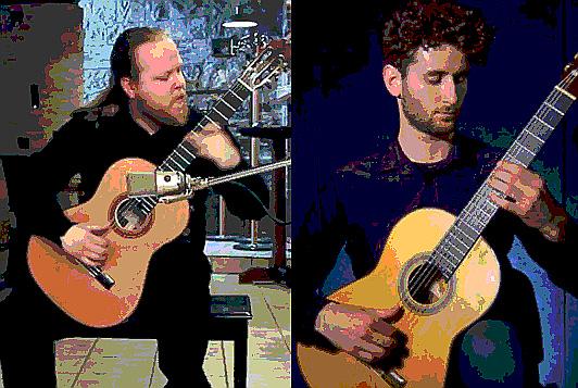 Filip Živanović and Momčilo Aleksandrić
