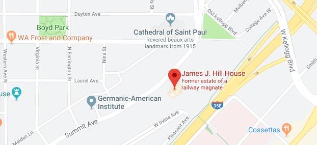 JJHill House MAP