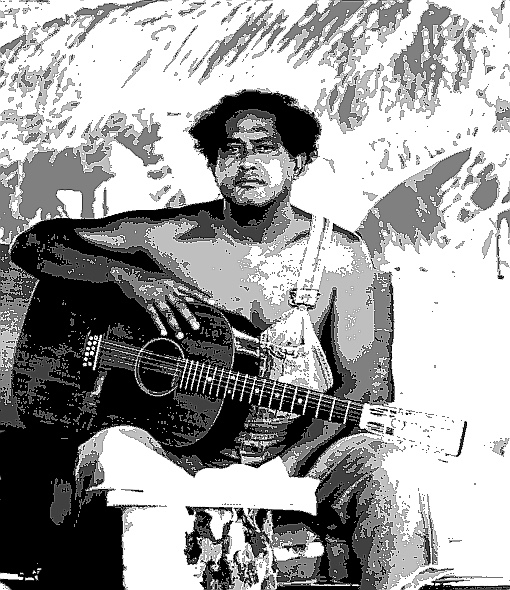Philip Kunia Gabby Pahinui